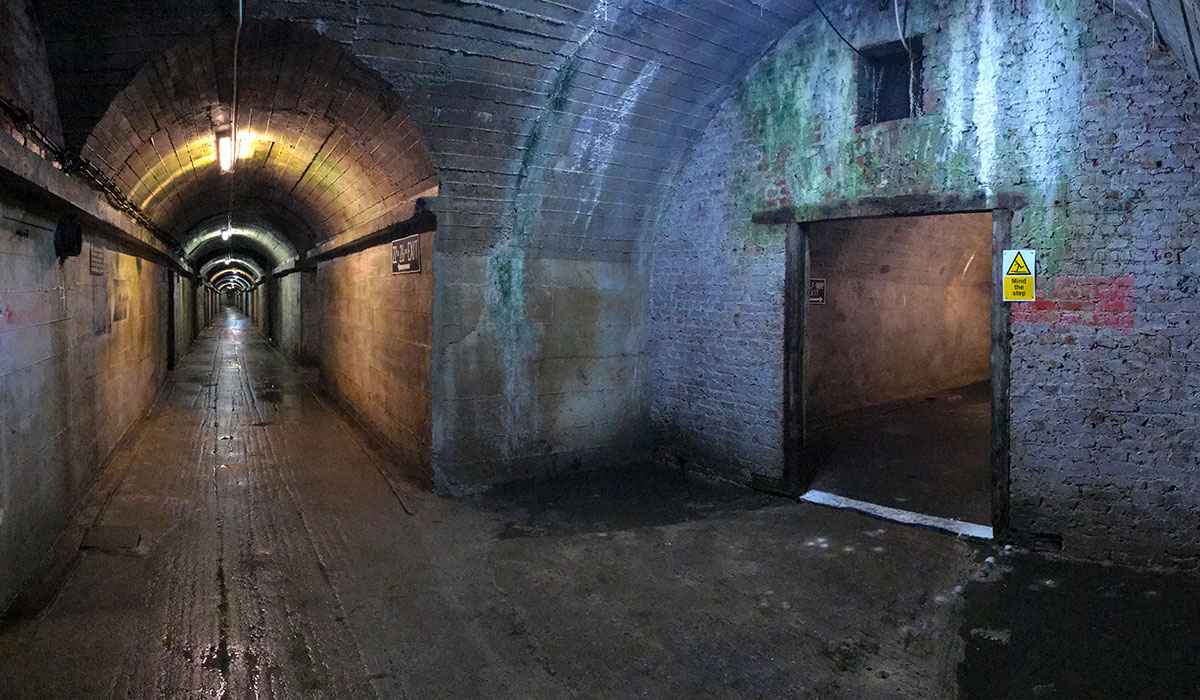 German Underground Hospital Guernsey